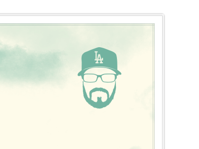 Maybe It'll Launch redesign my face dodgers clouds