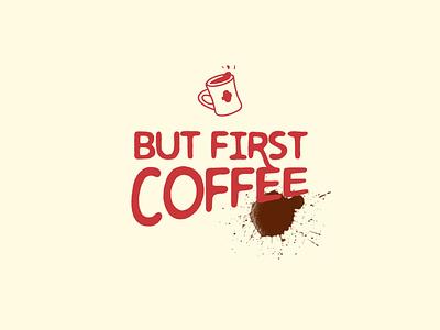 Daily Logo Challenge Day 15: Hand Lettering ipad art coffee graphic design hand lettering typography procreate branding logo illustration flat design