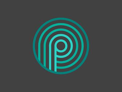 Logo Exploration green circle p