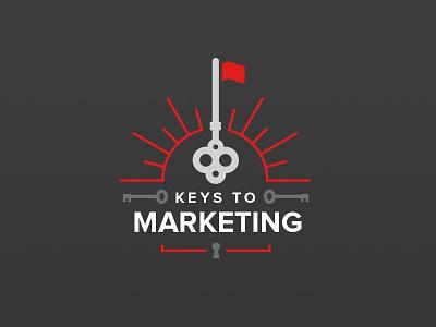 Keys To Marketing illustration marketing key