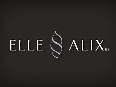 Elle & Alix brand silk product cocoon logo bedding moth gold