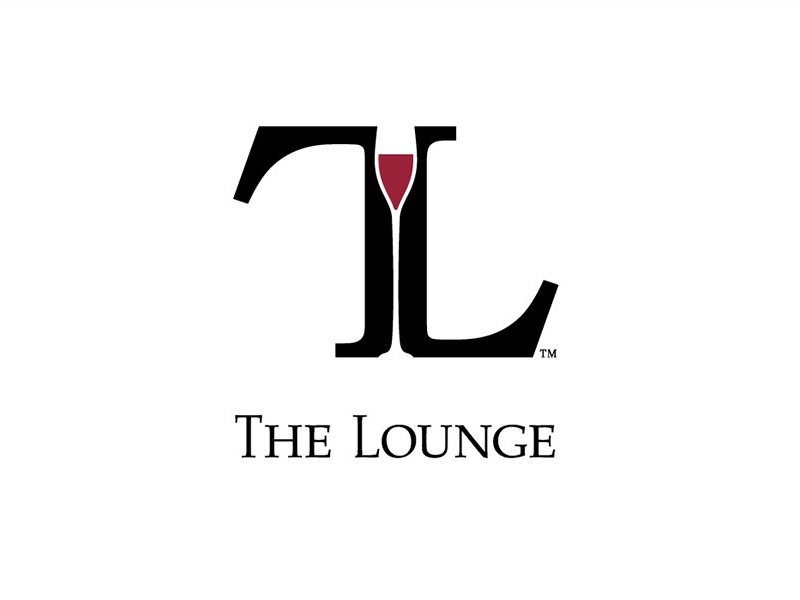 The Lounge wine bar logo