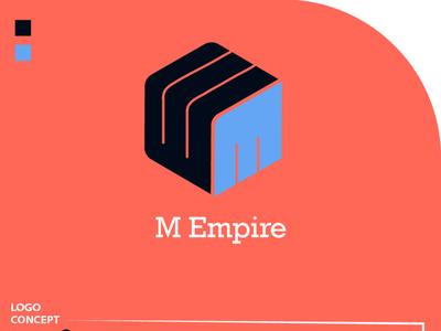 Logo (E from empire + M) vector logo mark logo designer logo design branding brand identity logo design logodesign logo illustration branding design