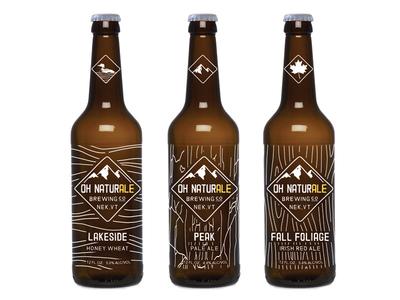 Beer Branding Exploration