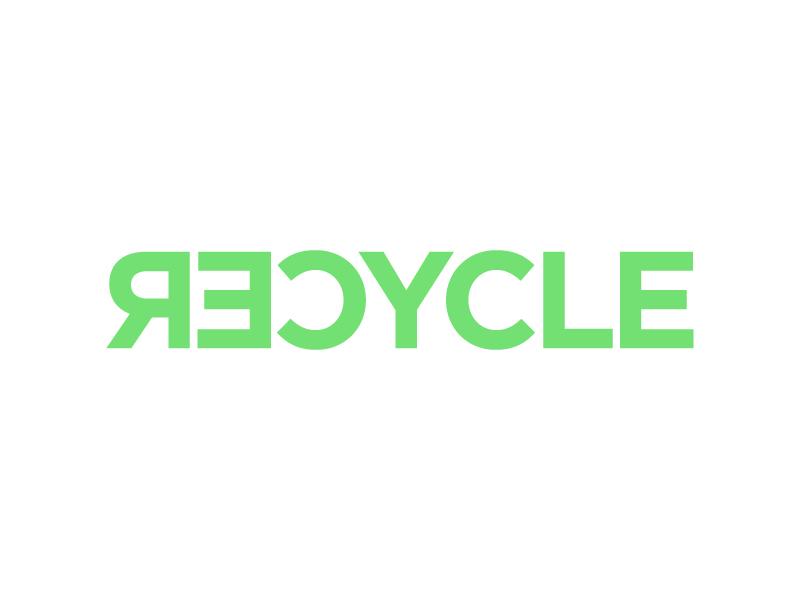 Recycle Logo earth green recycle logo branding
