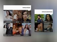 Magazine Site UI Components