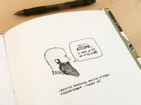 Creative Morning Sketch