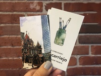 Etsy Business Cards