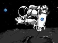 Zero Gravity!