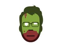 BRAINS zombie halloween