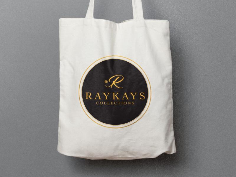 RAYKAYS Collection visual branding identity
