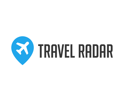 Travel Radar icon branding logo