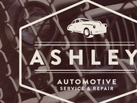 Ashley Business Cards