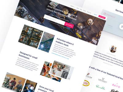 Spatially Home Page