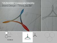 """HUMANID"" Brand Design"