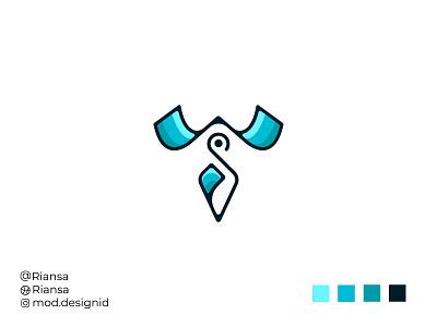 Letter WS - Logo Design awesome logo minimalist logo company comunity branding logo sky blue water fresh clean ws s logo letters w letter