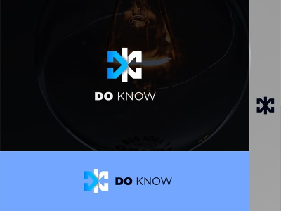 D K Logo Design - Arrow Logo flat cool logo company awesome logo modernlogo minimalist logo branding archer bow logo arrow