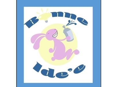 Good idea design logo illustration