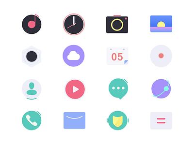 THEME ICON design icon