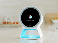 Pillo Home Healthcare Robot — Dispensing Pills