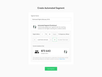 Automated Segments