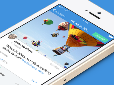 Pixion for iOS 7 ios ios 7 app iphone ux ui photography