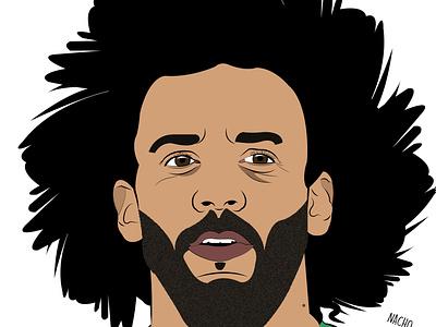 Marcelo brazilnationalteam marcelo12 fifaworldcup football design illustration illustration digital digital illustration adobeillustrator artwork