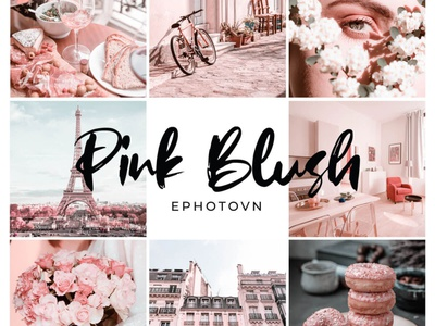 Pink Blush - 5 FREE Adobe Lightroom Presets pink lightroom preset ephotovn download lightroom preset free to download lightroom presets pink hue pink tones pink blush mobile presets adobe lightroom preset preset bundle preset pack lightroom photo editing photo retouching commercially free free to use free presets free lightroom presets freebies