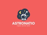ASTRONATIO - LOGO