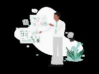 Working scenarios - Manager