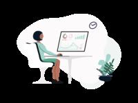 Working scenarios - Accountant