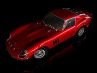 Ferrari 250GTO Studio Dark