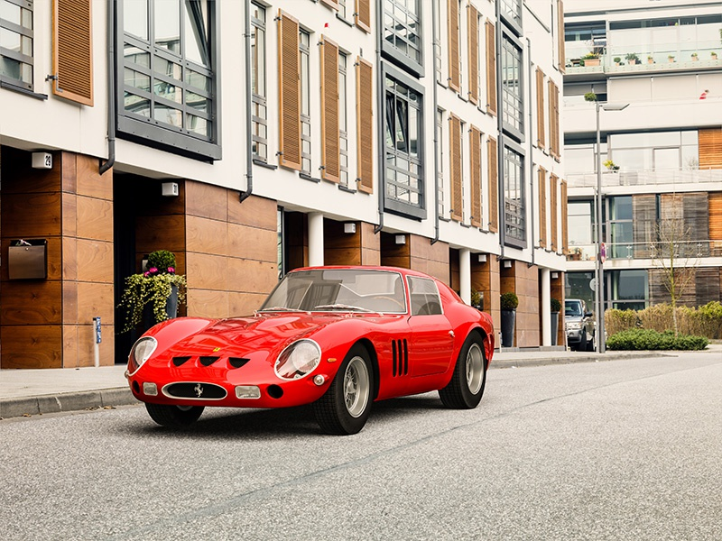 Ferrari 250 GTO ferrari car race car classic render rendering automotive 3ds max vary