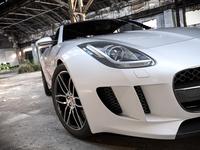 Jaguar F-Type Industrial