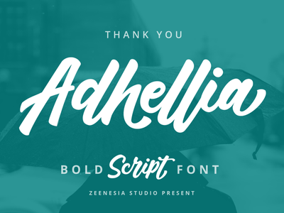 THANK YOU logo typography script food quotes fashion design product font branding