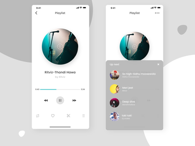 music player daily ui cool design uxdesign design clean ui branding daily 100 challenge cooldesign dailywebdesign dailychallenge dailyui