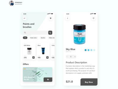 E-Commerce Shop daily ui colors freelancer cool design design branding uxdesign daily 100 challenge clean ui cooldesign dailywebdesign dailychallenge dailyui