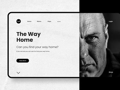 Parents web  landing page cool design webdesign ui uxdesign cooldesign clean ui branding daily 100 challenge dailywebdesign dailyui