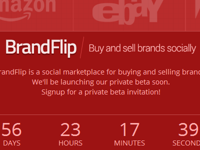 Brandflip   social marketplace for buying and selling brands