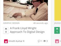 Geekful - Post Redesign