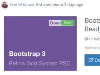 BootstrapWow - Community curated best bootstrap resources