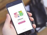 Walllpaper app