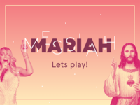 Marriah or Messiah? Let's play!