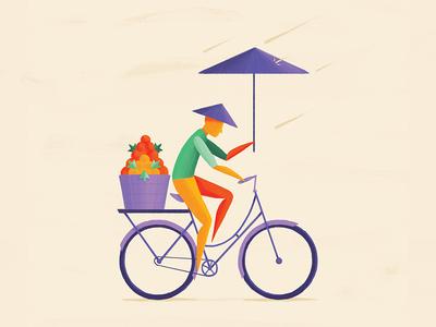 Sri Lanka - Bike