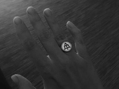 Signet Ring Monogram monogram ring signet