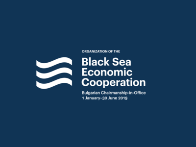 BSEC organization organisation cooperation economic tricolor flag wave black sea government republic of bulgaria bulgaria ministry foreign affairs