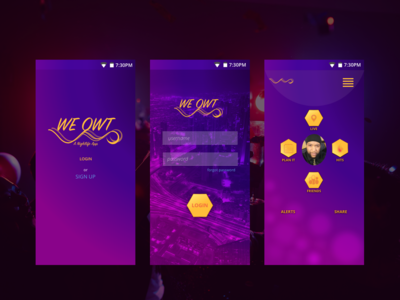 Weowt Nightlife App