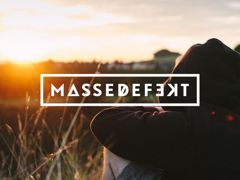 Branding for electronic music artist massedefekt