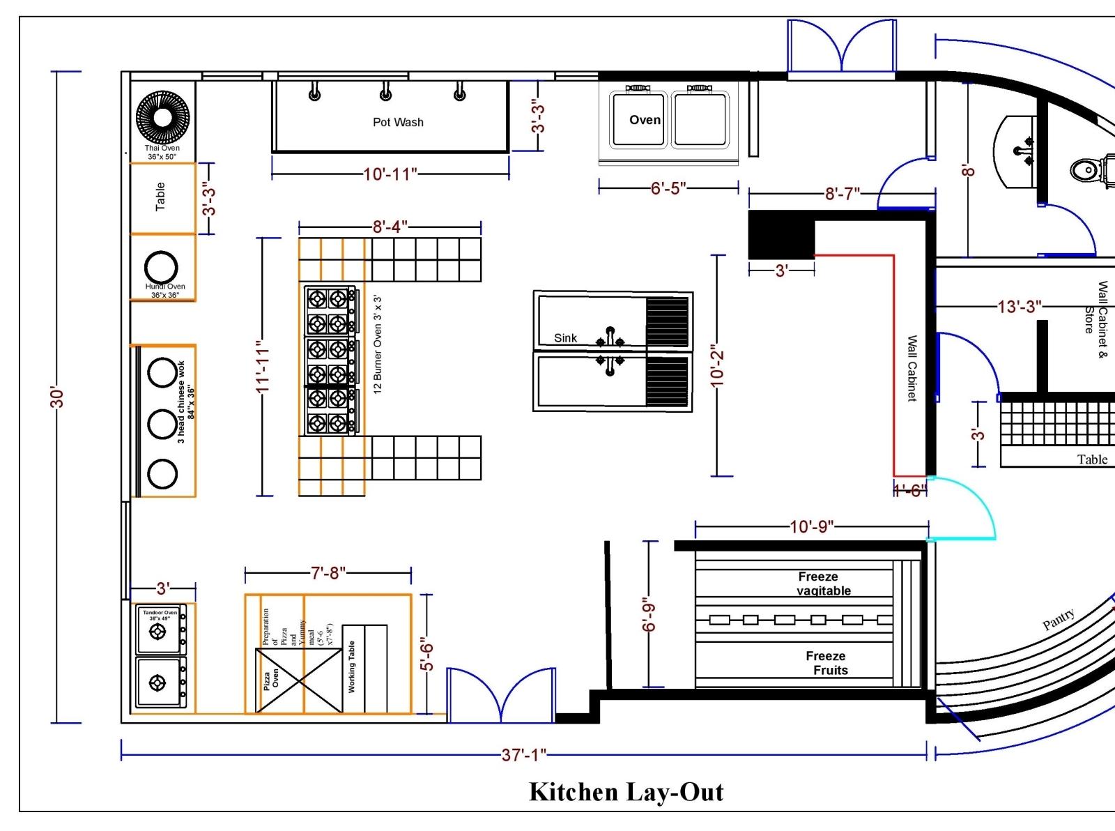 restaurant kitchen design pdf – ksa g.com