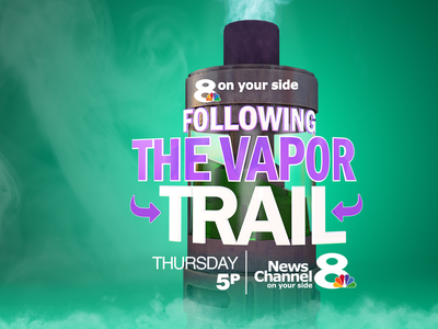 Vapor Story Segment for News